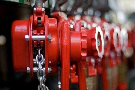DOSTAWA GRATIS! 9588185 Wciągnik łańcuchowy dźwigniowy, rukcug, łańcuch Ogniwowy (udźwig: 1,5 T, wysokość podnoszenia: 1,5m)