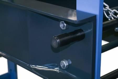 Elektryczna warsztatowa prasa hydrauliczna (siła nacisku: 100 T) 44377894