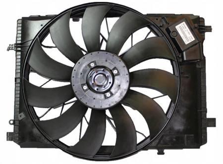 Ilodart Wentylator MERCEDES CLS-CLASS W218 (rodzaj silnika: 320, 400, 500, 63AMG) 14976443