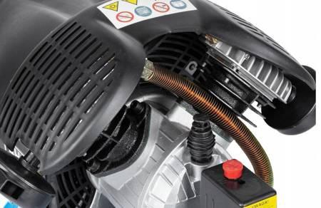 LETA Kompresor olejowy sprężarka (ciśnienie robocze: 8 Bar, pojemność zbiornika: 50 litrów, moc kW: 3,2kW) 21777672