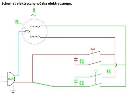 Newar 55968910 Wyciągarka linowa elektryczna Industrial 500/990 230V, stare 1200 kg + wózek elektryczny 1T - szerokość belki dwuteownika do 220mm Bez UDT!!!