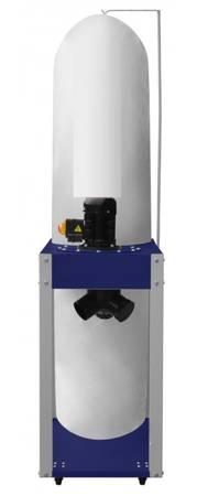 Odciąg do wiórów z filtrem pyłowym 400V (wydajność odsysania: 3200 m3/h, moc silnika: 1,5 kW) 02876777