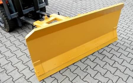 Pług do odśnieżania do wózka widłowego (szerokość lemiesza: 1800 mm) 29077124