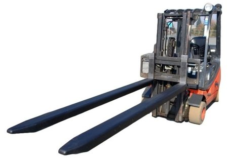 Przedłużki wideł udźwig 1500kg (2300mm) 29016468
