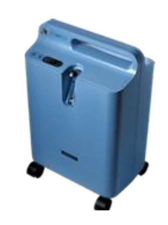 Stacjonarny koncentrator tlenu (regulacja przepływu: 0,5-5 litrów) 20277545