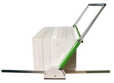 Styrodruto Przecinarka do styropianu (grubość cięcia: 55 cm, długość cięcia: 127-129 cm, moc: 200 W) 16376540