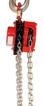 Wciągnik łańcuchowy ręczny (udźwig: 3,0 T, długość łańcucha: 3m) 03076081