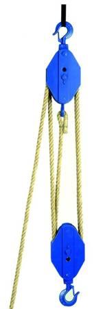Wciągnik linowy, bez liny (udźwig: 0,3 T) 22077098