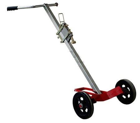 Wózek taczkowy do beczek (udźwig: 450 kg) 03076052