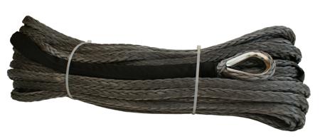 Wyciągarka Escape EVO 9500 lbs [4309 kg] EWX-Q z liną syntetyczną 12V (lina: 10 mm w oplocie 28 m 10400 kg +hak) 81877756