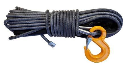 Wyciągarka Escape EVO 9500 lbs [4309 kg] IP68 z liną syntetyczną 12V (lina: 10 mm w oplocie 25m 10400 kg +hak) 81877770