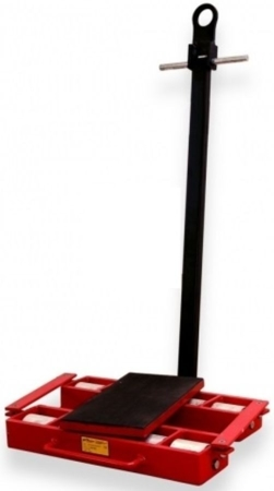 Zestaw rolek transportowych przód i tył  (łączny udźwig: 12,0 T) 03015123