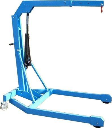 Żuraw hydrauliczny ręczny, paletowy (udźwig: od 375 do 750kg) 6177827