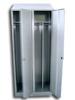 DOSTAWA GRATIS! 77170682 Szafa odzieżowa BHP z przegrodami, 2 drzwi (wymiary: 1800x800x480 mm)