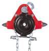 Wózek jednobelkowy z napędem ręcznym - wersja przeciwwybuchowa (wysokość podnoszenia: 3m, szerokość stopy belki: 90-226mm, udźwig: 5 T) 22076983